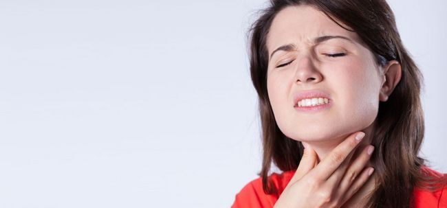 10 Amazing remédios naturais para asfixia Throat Photo