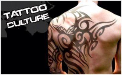 cultura da tatuagem
