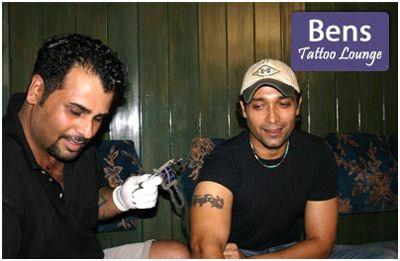 salão de tatuagem ben