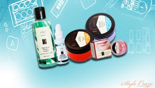 Top 10 kits de cuidado da pele na Índia
