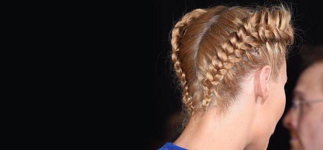 10 Melhores Updo Penteados para tentar em 2015 Photo