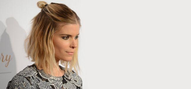 10 diferentes Penteados para cabelos de comprimento médio Photo