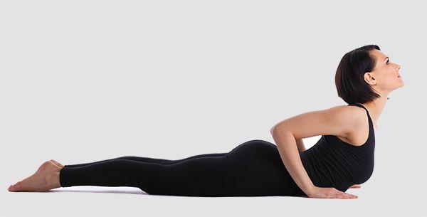 Cobra-Yoga Pose
