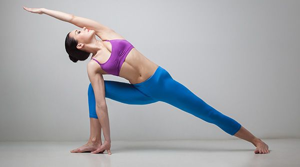-Extended-Side Angle-Yoga Pose