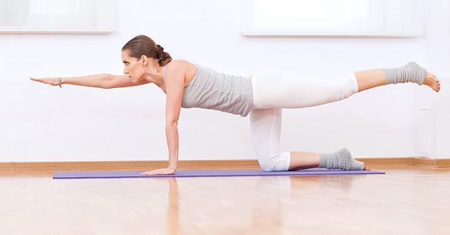 Tabela Balancing Pose
