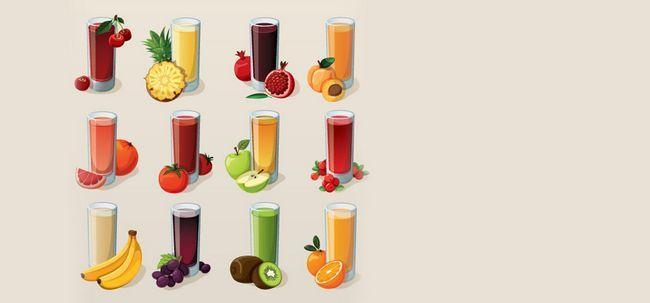 10 sucos saudáveis que podem ajudar você a perder peso Photo