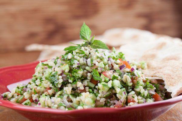 Salada taboulleh