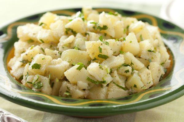 Salada de Batata marroquina