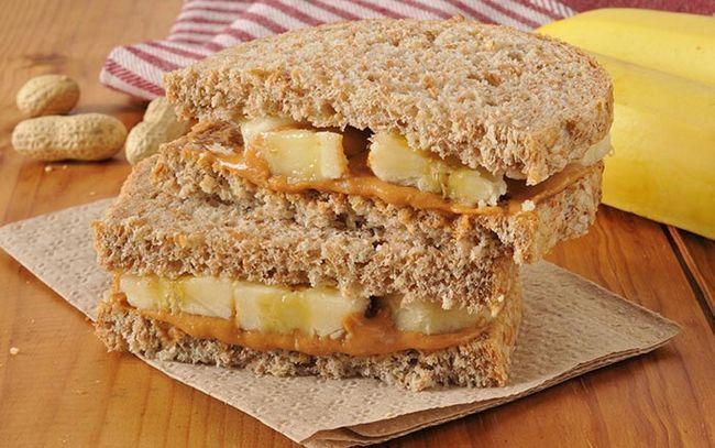 PB - & - B-Sandwich