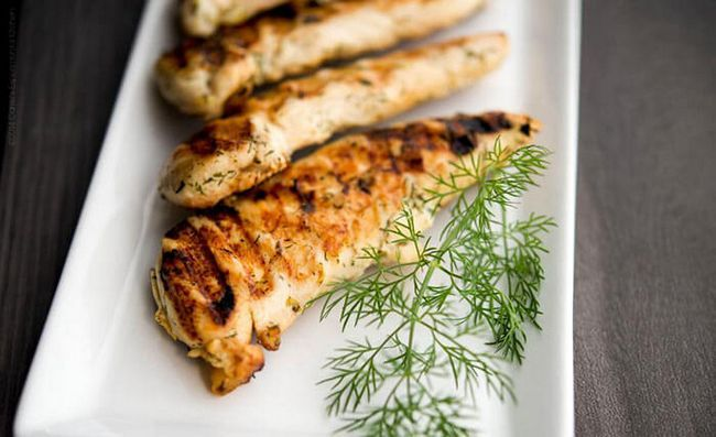 LemonDillGrilledChicken