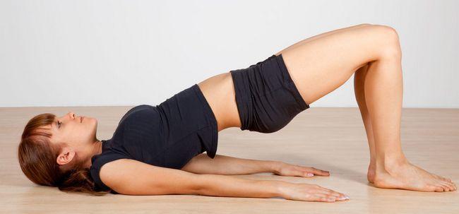 10 Minute Yoga rotina para De-stress-se Photo
