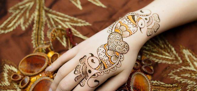 10 mais amados projetos do coração do Henna Photo