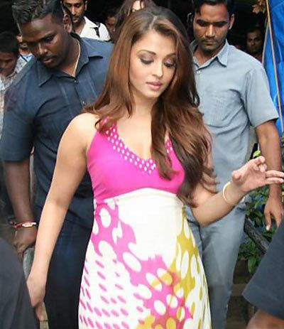 Aishwarya Rai imagens grávidas