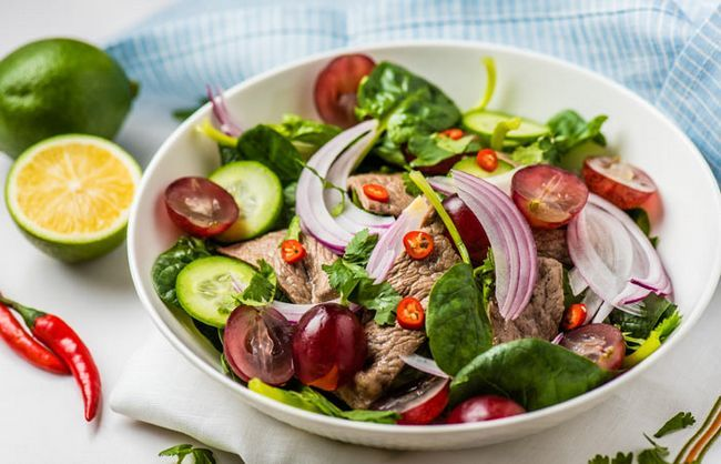Thai-Beef-Salad