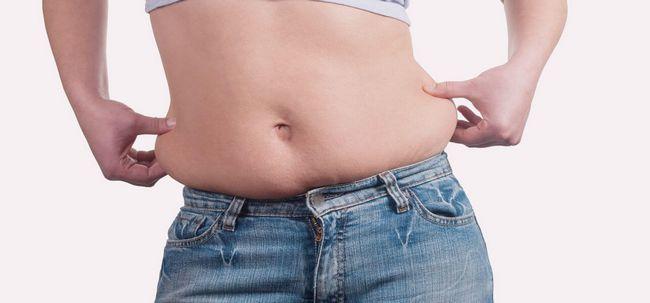 10 razões pelas quais as mulheres ganham peso após 40 Photo