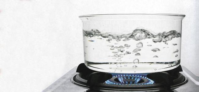 10 Efeitos colaterais incomuns de beber água quente Photo
