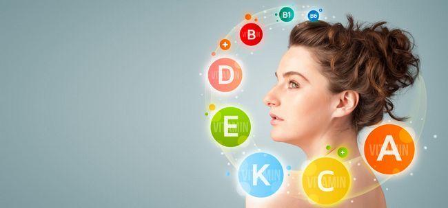 10 vitaminas essenciais para mulheres acima de 30 Photo