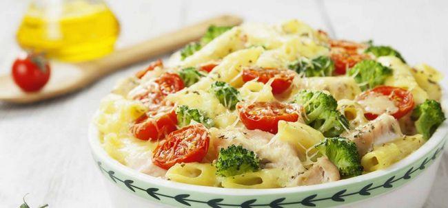 10 Gostoso Pasta Recipes Seu filho vai adorar Photo