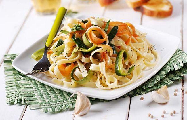 Saudável Veggie Pasta01