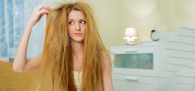 12 remédios naturais para cabelos crespos Photo