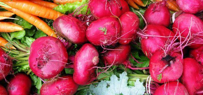 12 Vegetais maravilhoso para o crescimento do cabelo Photo