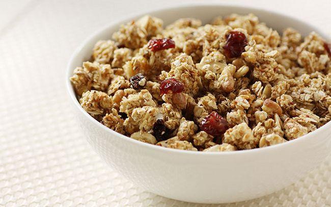 Cereal e granola