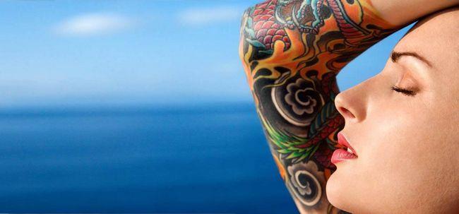 19 Precauções de segurança que você deve tomar antes e depois de obter uma tatuagem Photo