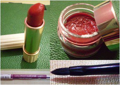 2 maneiras simples de aplicar batom vermelho Perfeitamente Photo