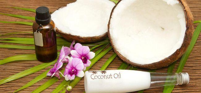 2 maneiras simples de fazer coco Body Wash Oil At Home Photo