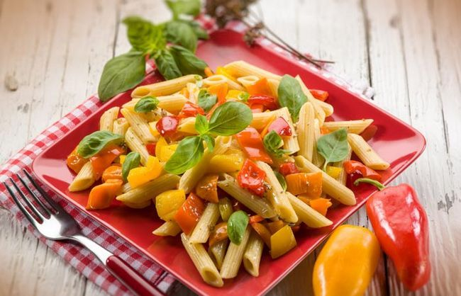 Spicy-Capsicum-Pasta