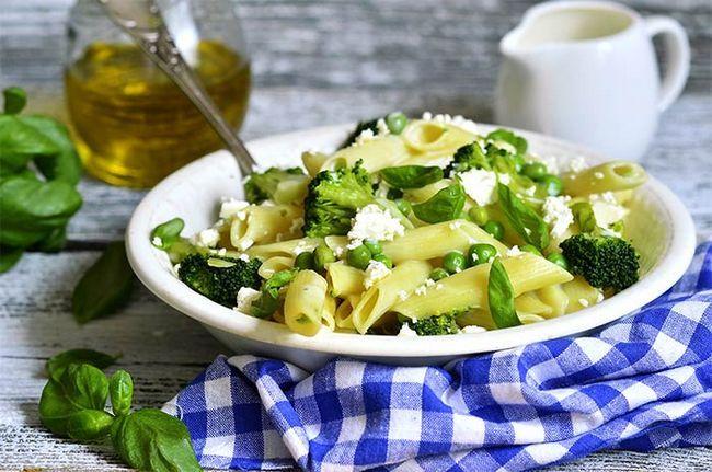 Aveludado-Broccoli-E-Feta-Pasta
