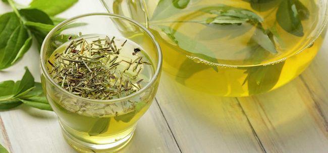 22 benefícios do chá verde que você deve definitivamente sabe Photo