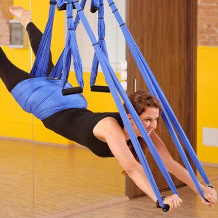 yoga aérea
