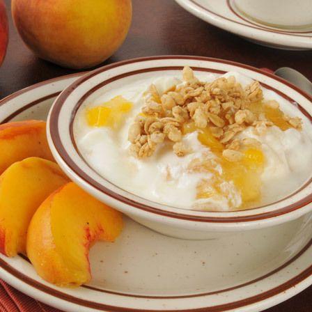 Iogurte grego Fruit Parfait