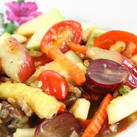 Salada de Frutas Spicy