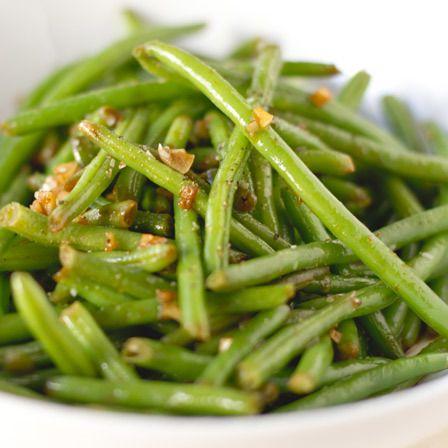 feijão verde picantes
