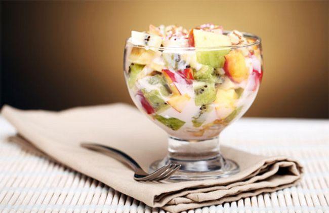 Pasta-Fruit-Salad