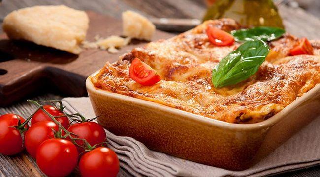 fácil Lasagna