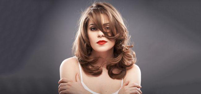 25 Fácil Diário Penteados para cabelos de comprimento médio Photo