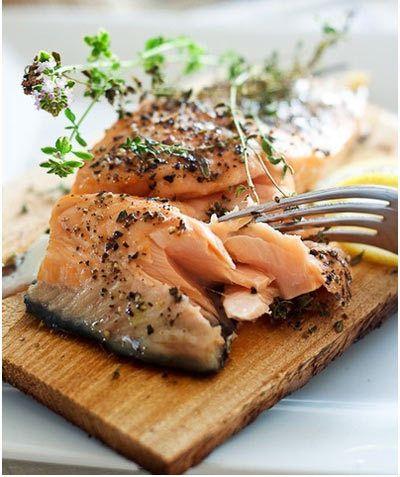 nutrição salmão