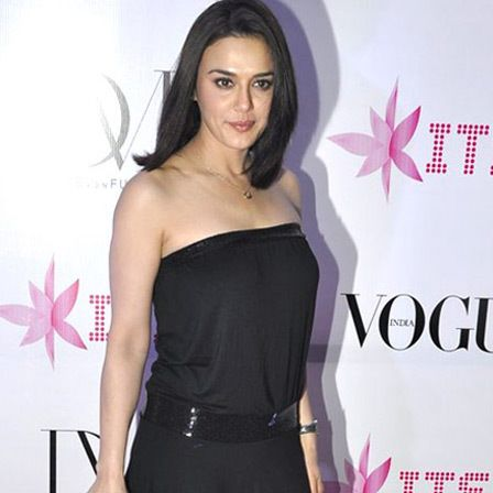 dicas de beleza Preity Zinta