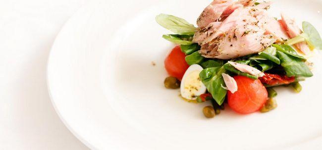 3 Day Diet Plan Tuna para perder peso em 3 dias Photo