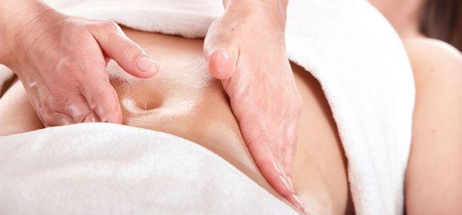 3 massagens eficaz para perda de peso Photo