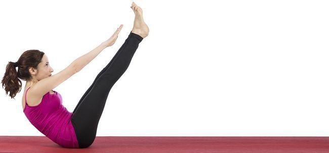 3 variações de V-Ups Exercício e seus benefícios Photo