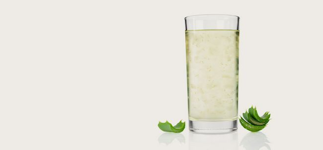 35 maravilhosos benefícios do suco de Aloe Vera (Ghritkumari Saar) Photo