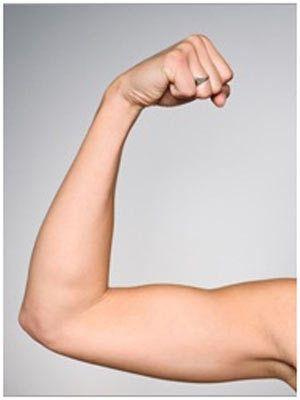 exercícios para os braços flácidos