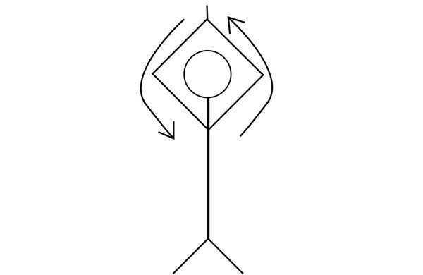 exercícios para os braços flácidos em casa