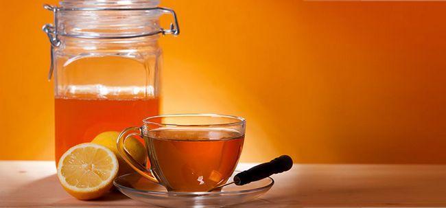 4 maneiras simples de usar mel e água morna para perda de peso Photo