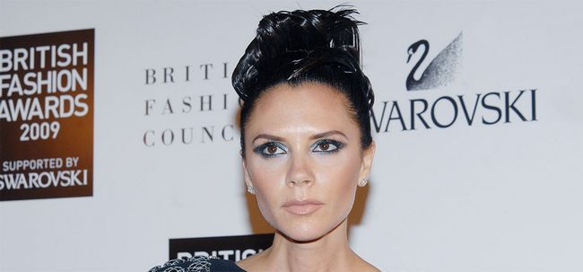 45 Victoria Beckham Penteados Photo
