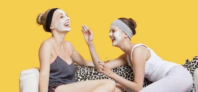 5 Face embalagens surpreendentes para a pele seca durante o verão Photo